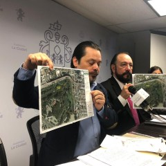 Regidores de MORENA denuncian supuesta construcción irregular en Jardínes del Country