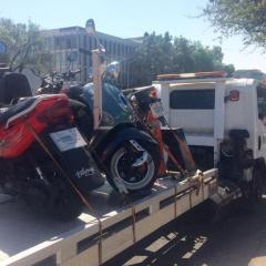 Detectan en Operativo de Motociclistas Armas y Placas Sobrepuestas