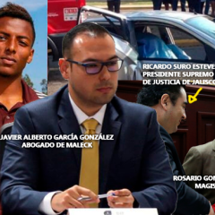 Hijo de magistrada será abogado defensor del futbolista João Maleck