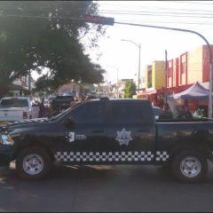 Saldo de 3 civiles y un policía heridos en balacera en Belisario Domínguez