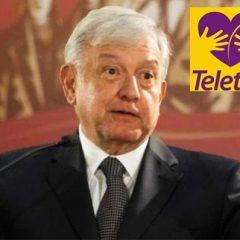 AMLO invitado a la edición 2020 del Teletón