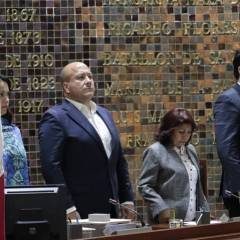 Enrique Alfaro rinde su primer informe como gobernador de Jalisco