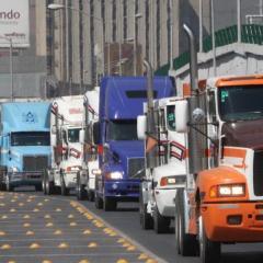 Suspenden transportistas mega bloqueo programado para el 15 de Enero