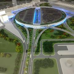 Presentan segunda pista y nueva terminal del Aeropuerto de Guadalajara
