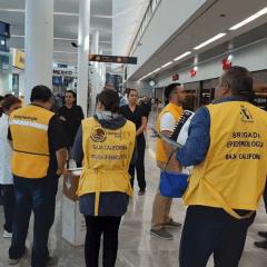 No habrá revisiones en aeropuertos para detectar coronavirus: Secretaría de Salud