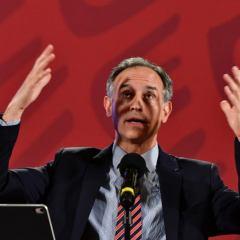 López-Gatell prevé pico de contagios en Junio de covid-19 en GDL