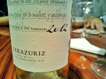Errazurriz Sauvignon Blanc Late Harvest