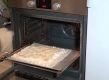 A cocer al horno