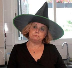 Carmen disfraz de Halloween