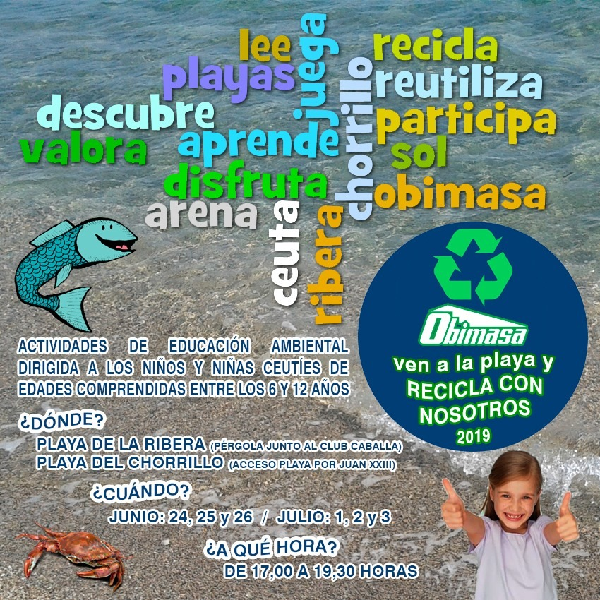 obimasa playa recicla