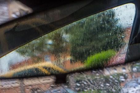 Un día de lluvia, Madrid, abril de 2015. Fotógrafo: Daniel Ramos.