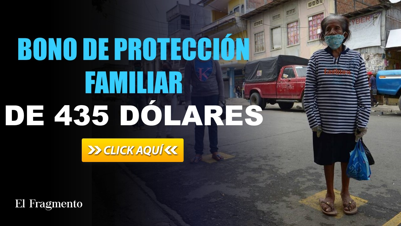 Bono de Protección Familiar de 435 dólares