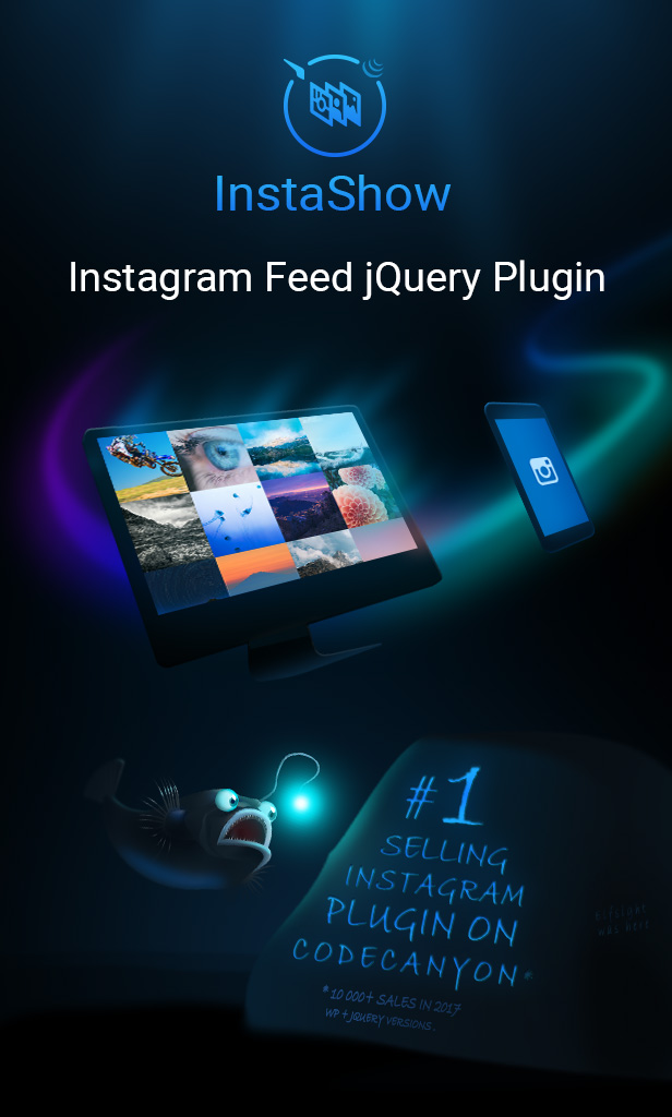 Instagram Feed - jQuery Plugin for Instagram 12