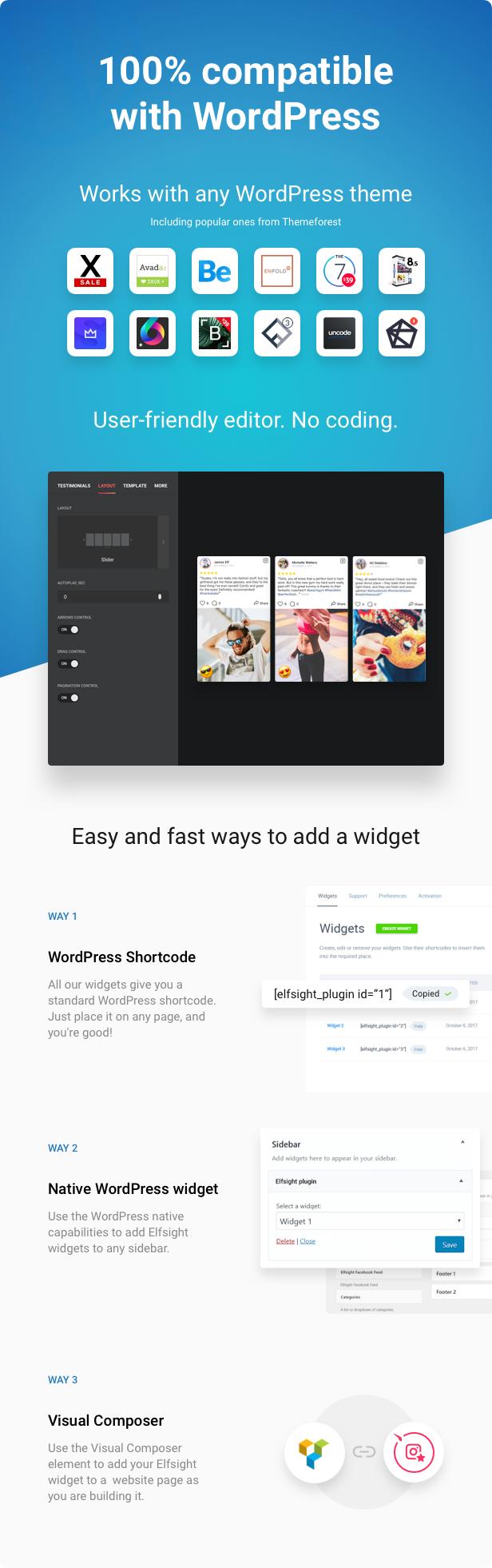 Instagram Testimonials Plugin for WordPress - 3