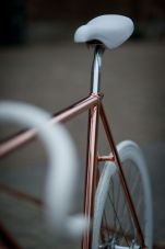 Olsthoorn cycles copper 2012/ Photography by Jerome de Lint