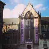Francis Bacon at the Nieuwe Kerk in #Amsterdam