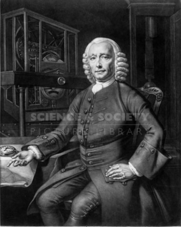 John Harrison© Science Museum / Science & Society Picture Library