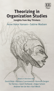 Book Cover for Theorizing in Organization Studies