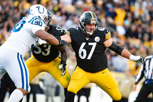 Indianapolis Colts vs. Pittsburgh Steelers, Nov. 03, 2019