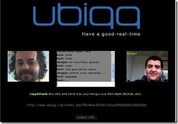 ubiqq-thumb Ubiqq, realiza videoconferencias a través de un sitio web