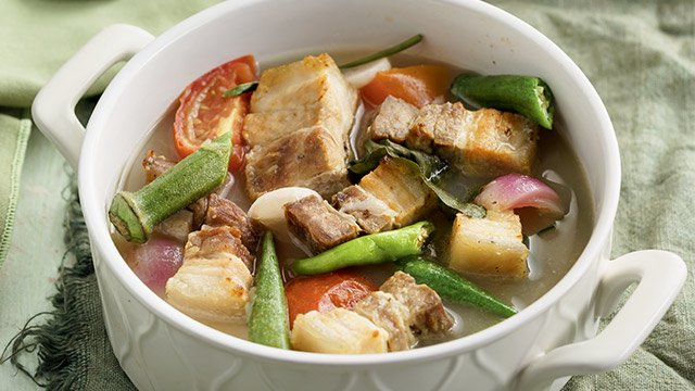 Philippines guest post sinigang