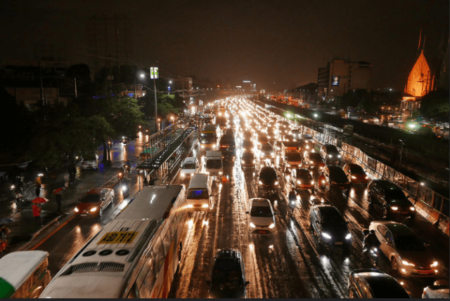 Philippines guest post traffic manila