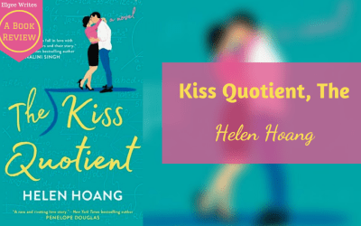 Kiss Quotient, The – A book review