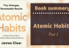 Summary of Atomic Habits cover
