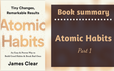 Book Summary of Atomic Habits
