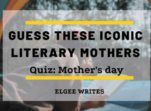 Mother's day Quiz cover