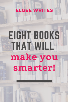 books that will make you smarter Pinterest