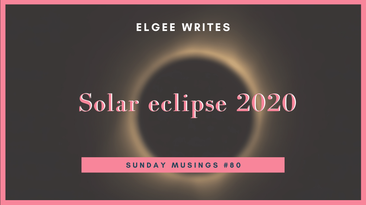 Solar eclipse 2020: Featured image