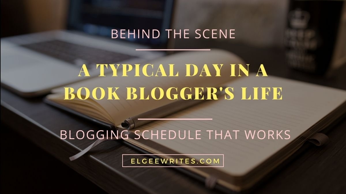 A typical day in a book blogger's life featured image