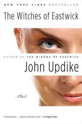 Books with Witches of Eastwick Updike