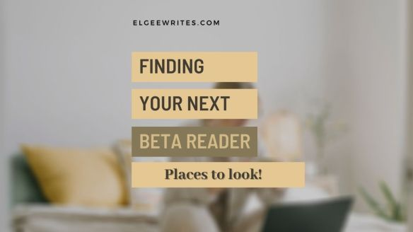 Finding a beta reader Where to look featured
