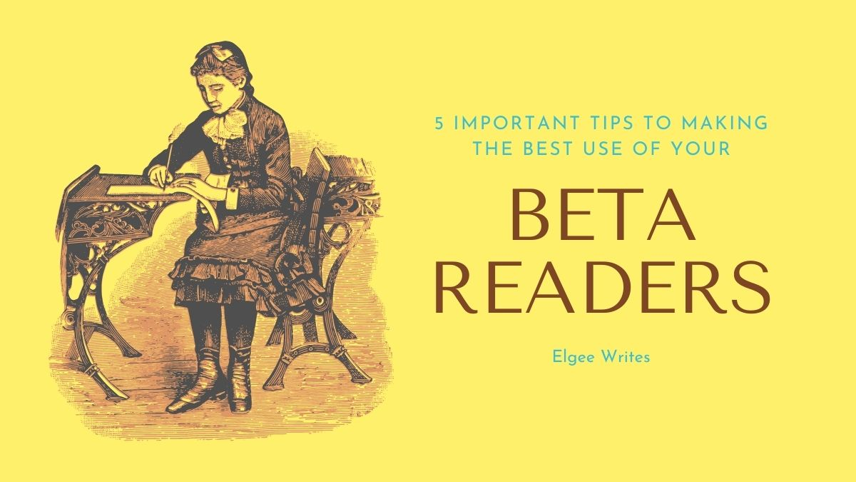 Working with beta readers Featured