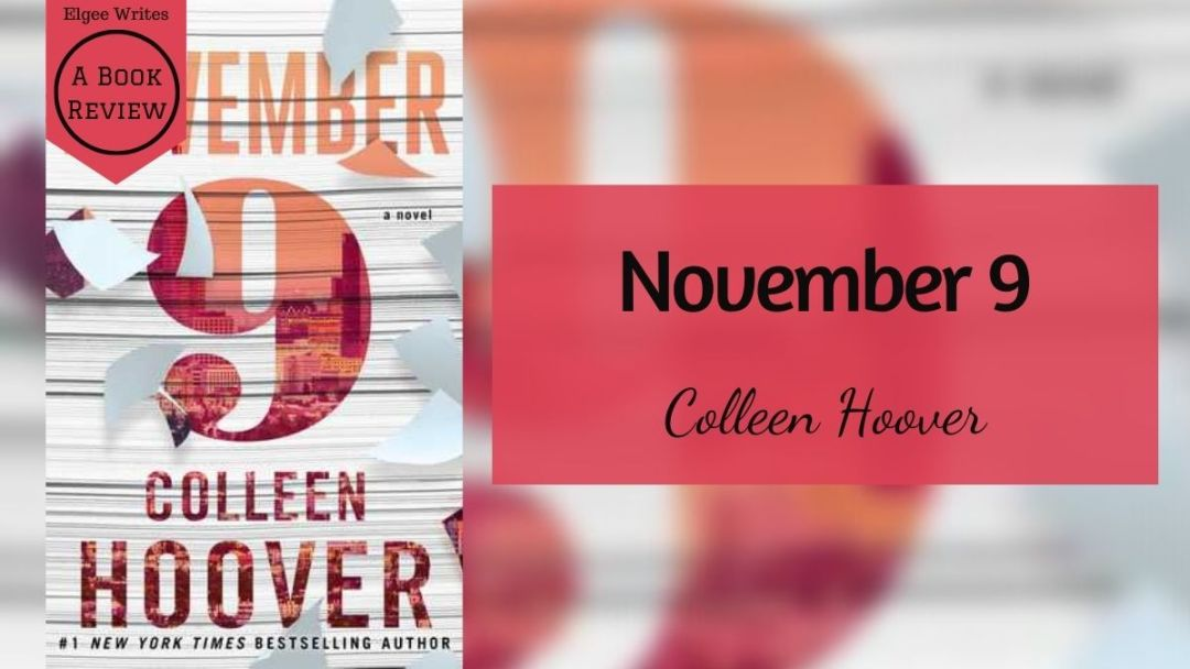 November 9 by Colleen Hoover Review Featured