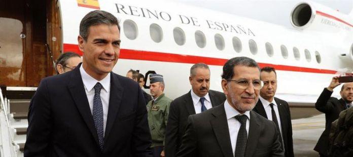 La visita más esperada: Sánchez pisa Rabat