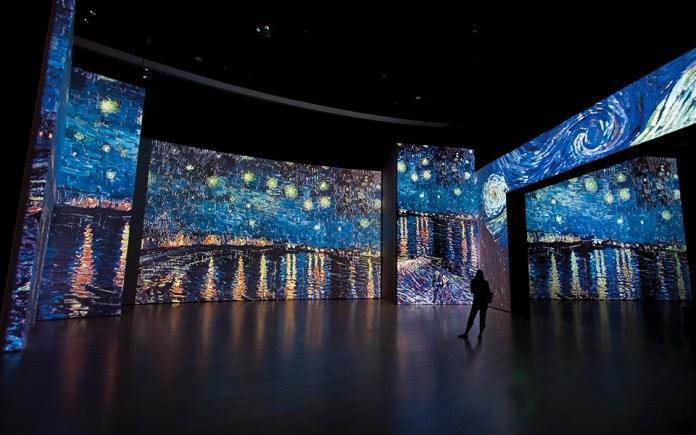 Van Gogh Alive – The Experience llega a Madrid