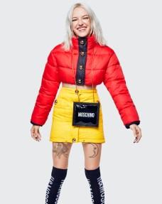 Colección H&M x Moschino 2018. Fuente: H&M.