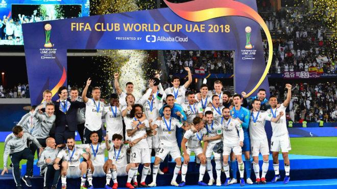 El Real Madrid vuelve a conquistar el mundo