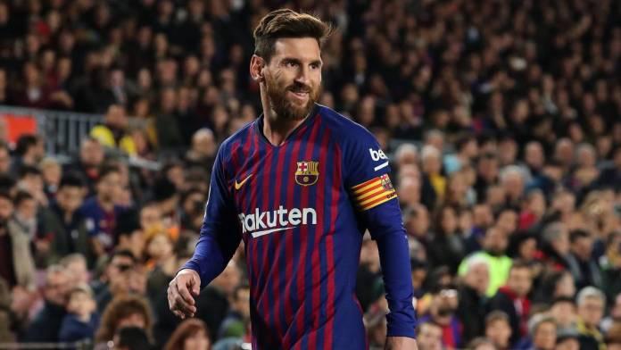 Messi es de otro planeta