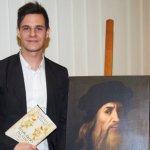 CHRISTIAN GALVEZ PRESENTA SU PROYECTO «CARA A CARA» SOBRE LEONARDO DA VINCI