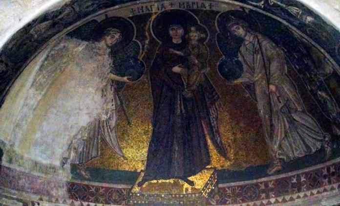 El enigma de la iglesia de Angeloktisti