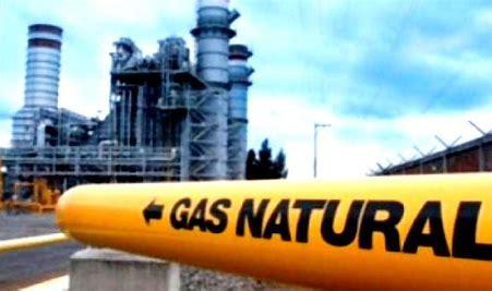 Los ciudadanos disminuyen el consumo de Gas Natural en 2019