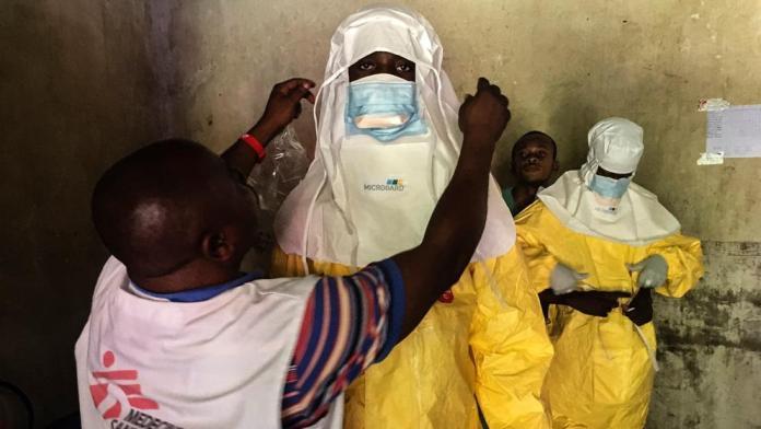 El nuevo brote de ébola que asola el Congo