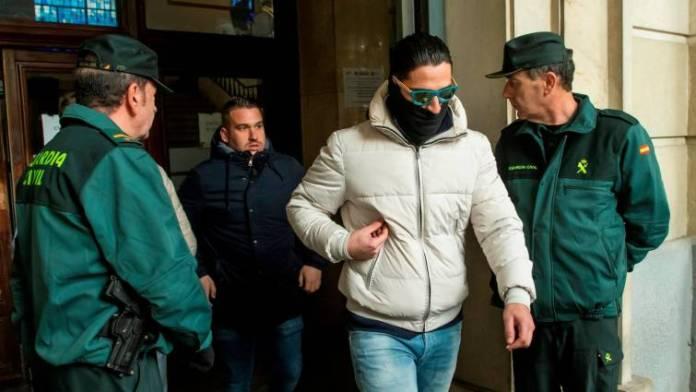 Los cinco miembros de la Manada continúan en libertad provisional