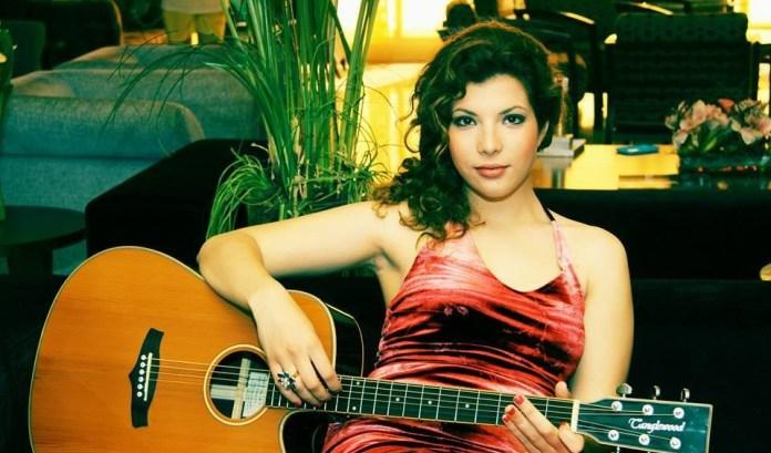 Iolanda Rodríguez ('La Voz'): «Llevo grabado en la retina cuando Tiziano Ferro me dijo que era la mejor»