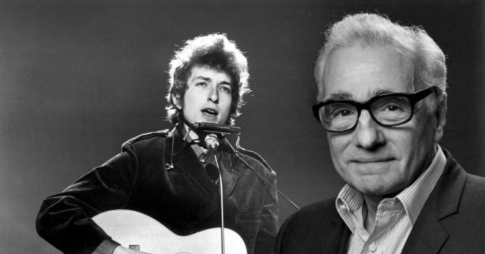 Martin Scorsese estrenará este año un documental sobre Bob Dylan en Netflix