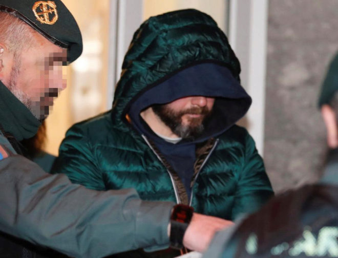Prisión preventiva para los presuntos culpables del  homicidio del concejal de IU en Llanes